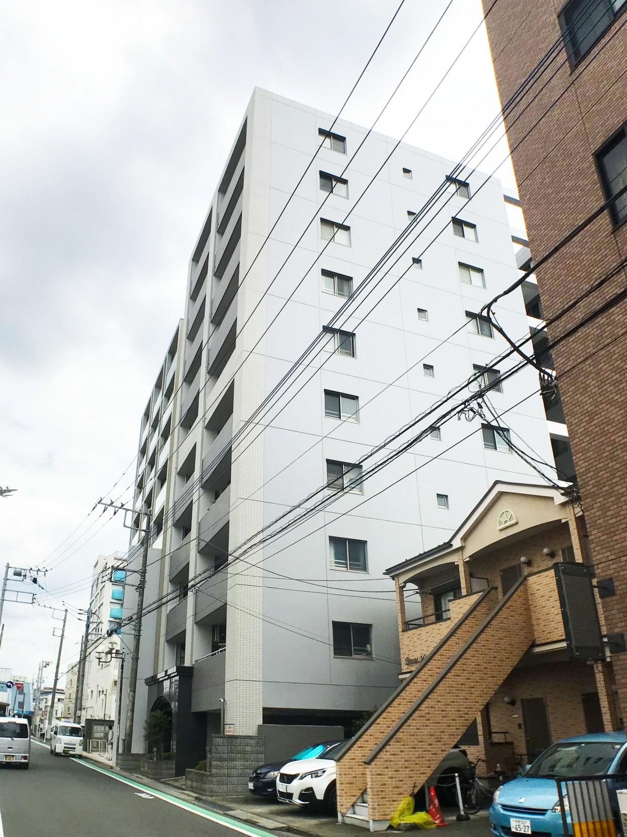 鶴間駅より徒歩1分の好立地!
